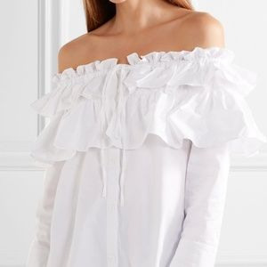 Opening Ceremony Off-The-Shoulder Top (4)